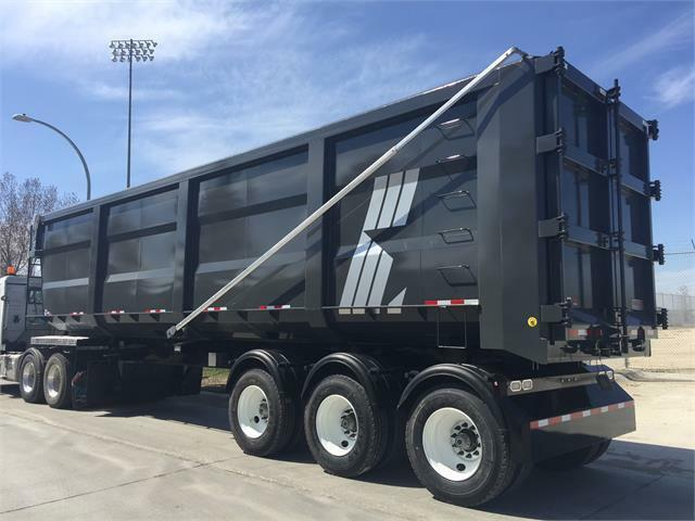 2019 NEUSTAR 90 YARD DEMOLITION TRAILER