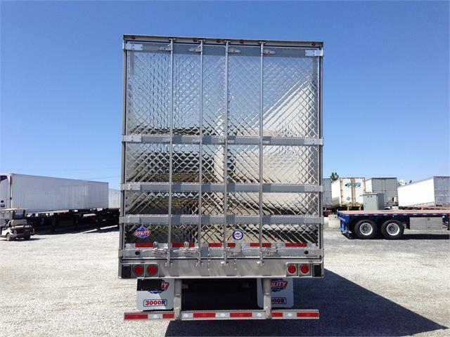 2019 UTILITY TRI AXLE REEFER TRAILERS