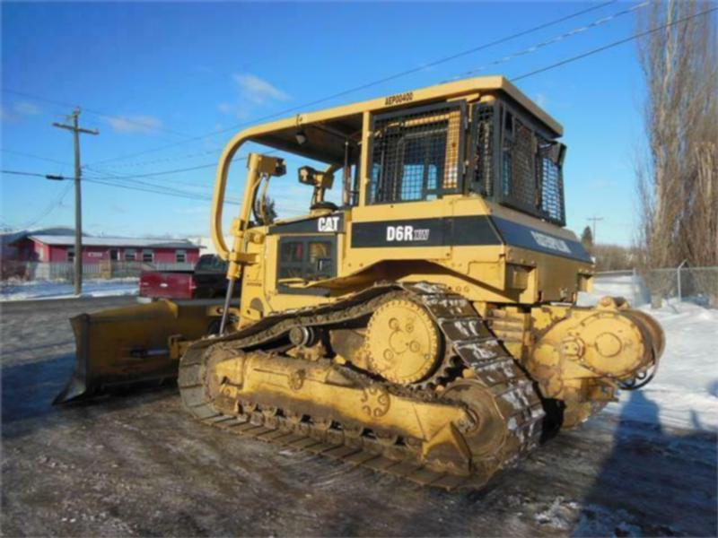 2004 CAT D6R SERIES 2 CRAWLER DOZER