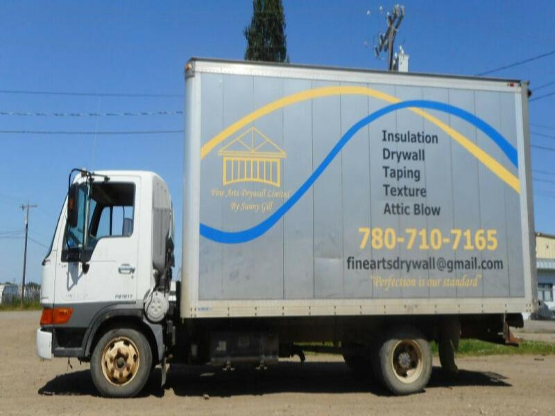 2000 Hino FB 100 Single Axle Van Truck