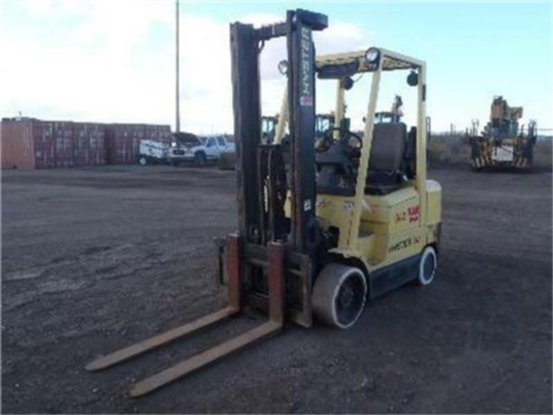2004 HYSTER S60XM 6,000 LBS FORKLIFT