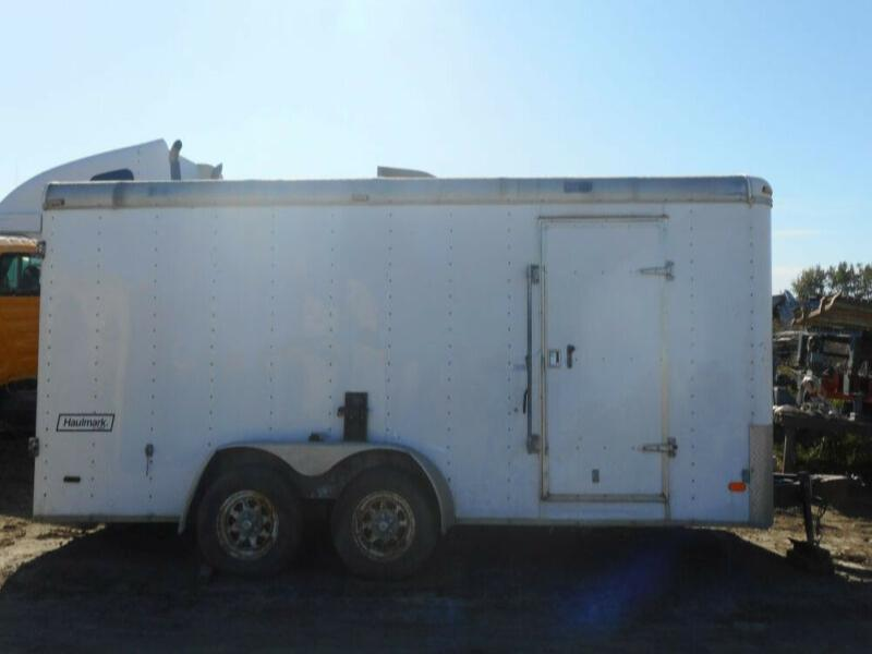 Haulmark KD7X16WT2 Generator Trailer with 52.5 KW Gen set