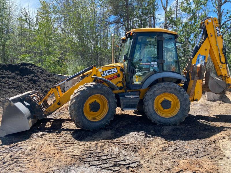 2014 JCB 4CX Backhoe