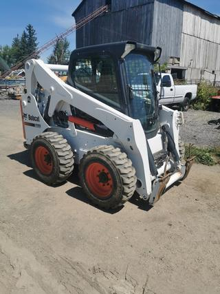 2013 Bobcat S650 Skid Steer