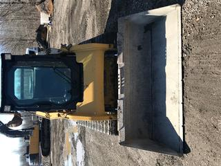 2008 Cat 257 B Track Skid Steer