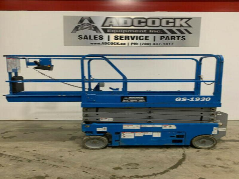 2013 Genie GS-1930 Electric 19' Scissor Lift - $190/m DELIVERED