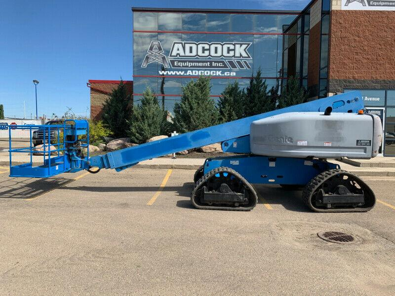 2008 Genie S-60 Trax Boom Lift - Finance $1142/m DELIVERED