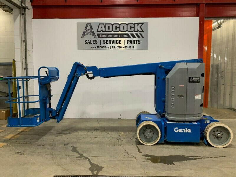 2013 Genie Z-30/20N Electric Boom Lift Finance $510/mo DELIVERED