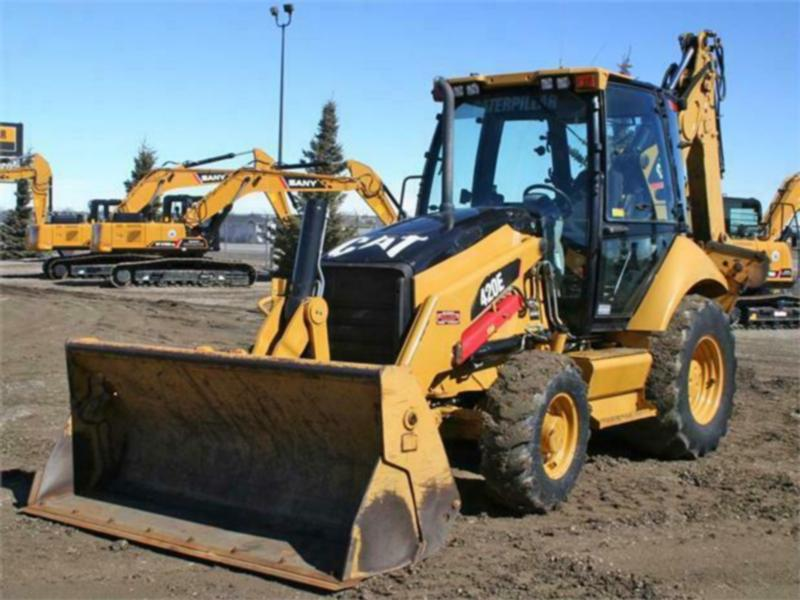 2010 CAT 420E Loader Backhoe For Sale Or Rent