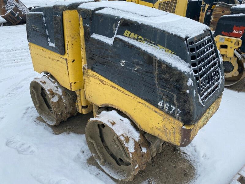 Bomag BMP8500 Trench roller