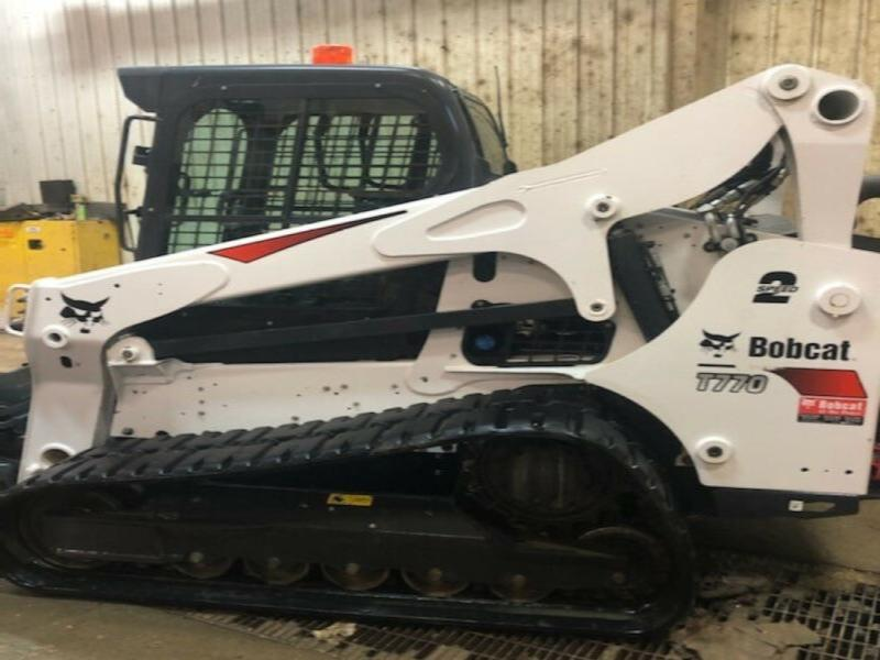 Bobcat T770 Compact Track Loader For Sale