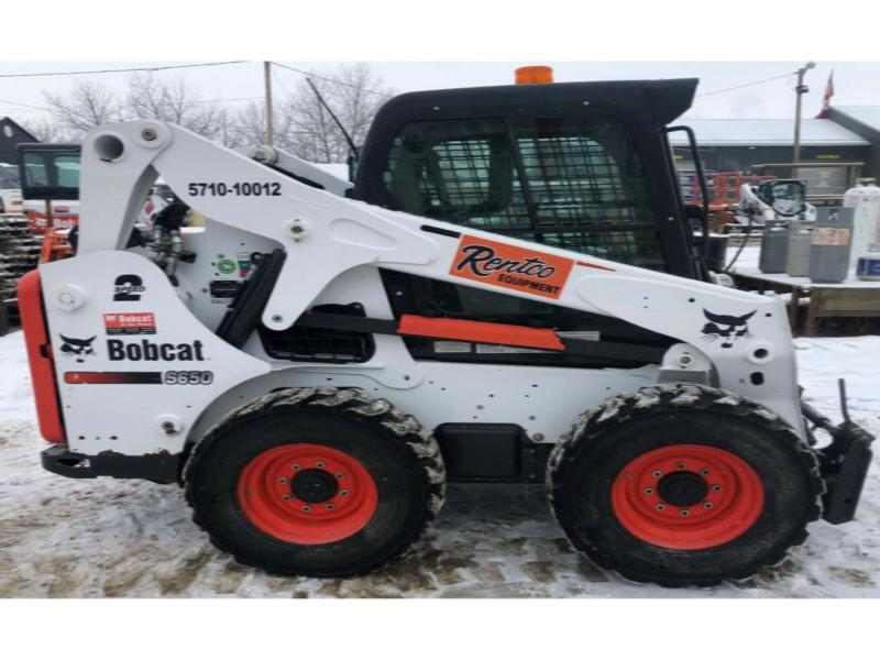 Bobcat S650 Skid Steer Loader for Sale