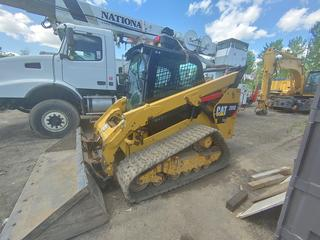 2015 cat289d multi terrain loader