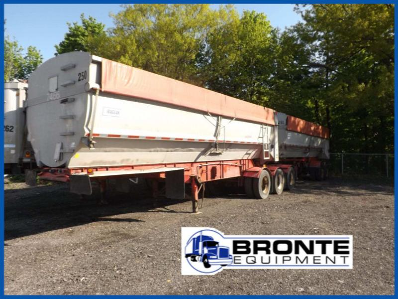 1995 Raglan End Dump Trailer