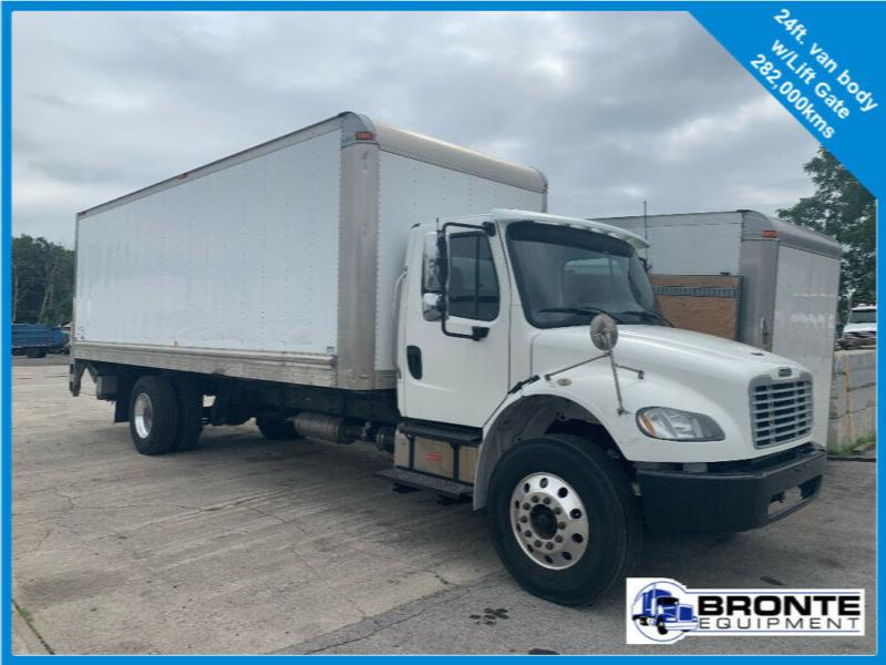 2014 Freightliner S/A Straight Truck