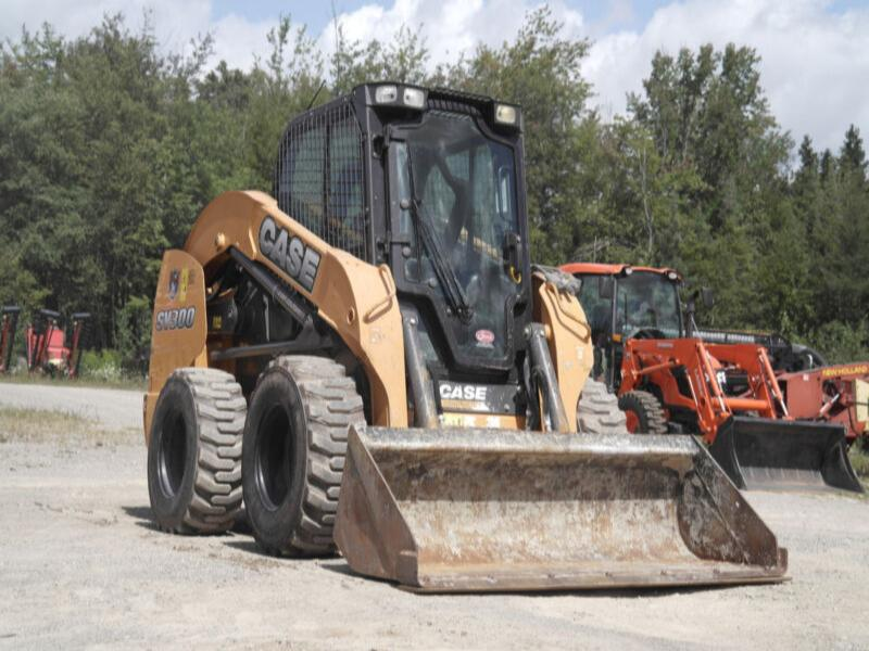 Case sv300 Skid Steer