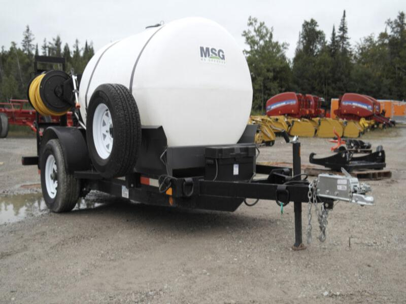 Gregson PC00537 Sprayer Trailer