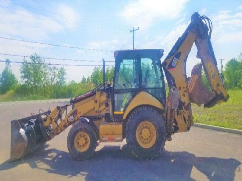 2011 Caterpillar 430E IT