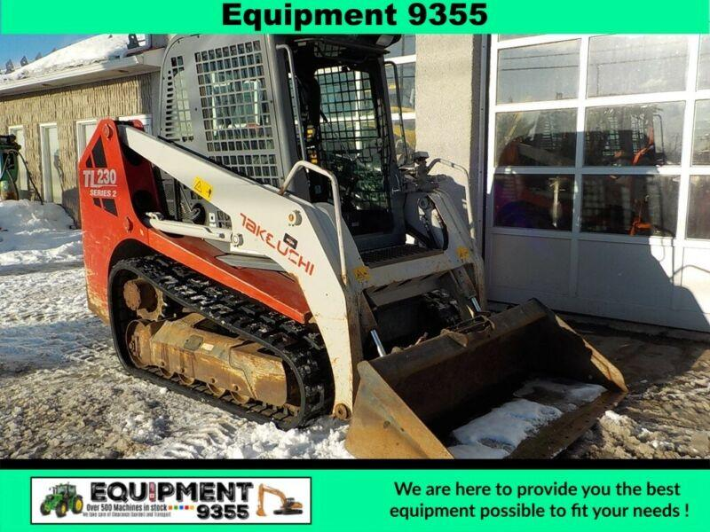 Takeuchi TL230 Skid steer