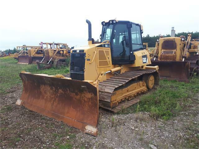 2012 CAT D6K DOZER W/ RIPPER