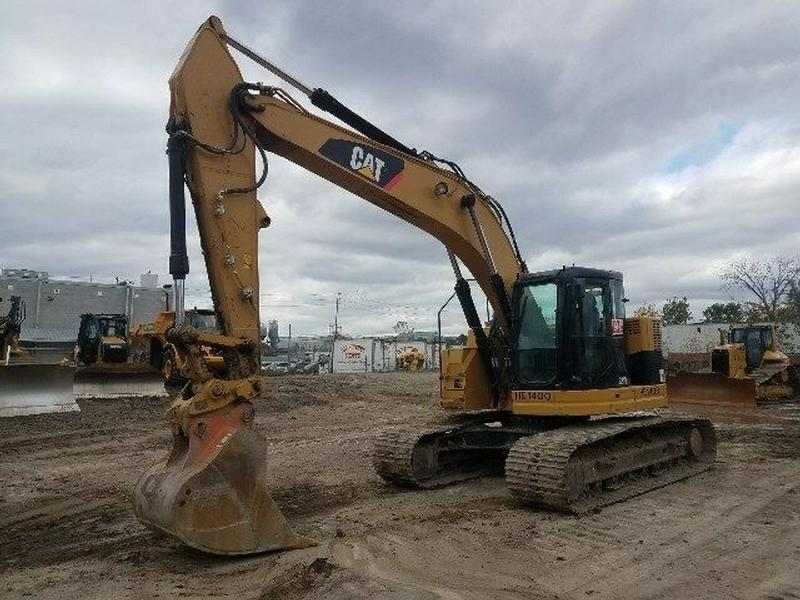 CAT 321DL HYDRAULIC EXCAVATOR