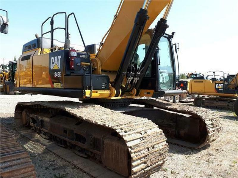 CAT 349EL EXCAVATOR ** REDUCED **