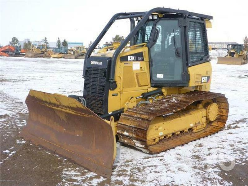 CAT D3K LGP WINCH DOZER !!