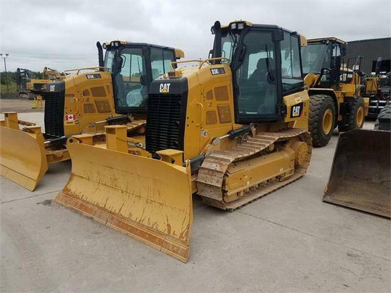 CAT D3K2 XL 35 HOURS