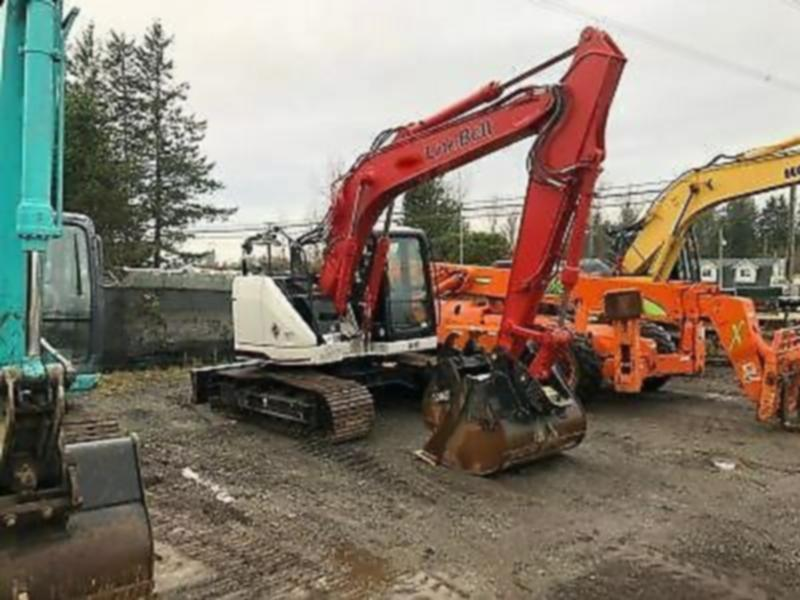 2017 Link-Belt 145X3 Excavator, Only 900 Hours