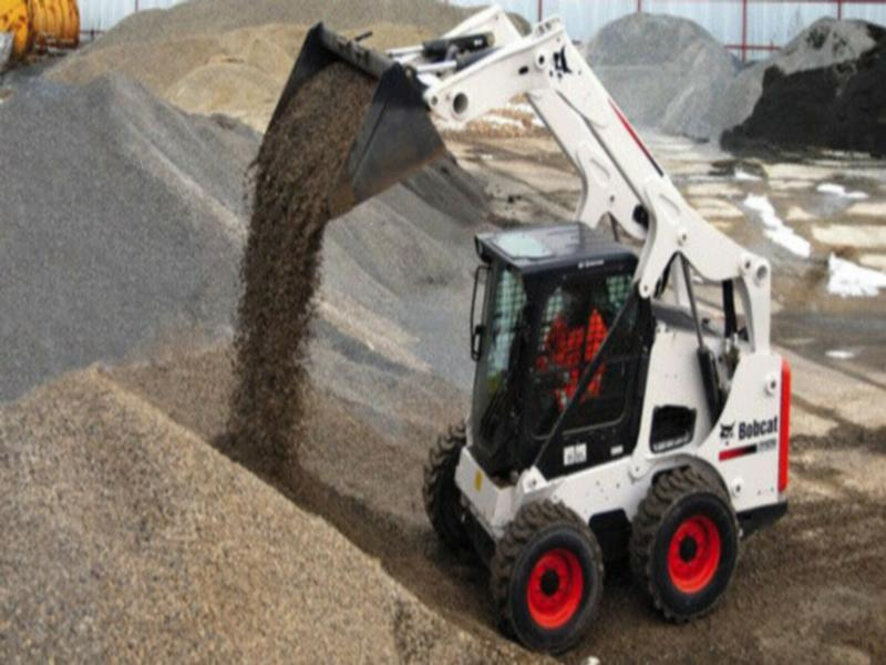 2014 Bobcat S650 Skidsteer, Low Hours