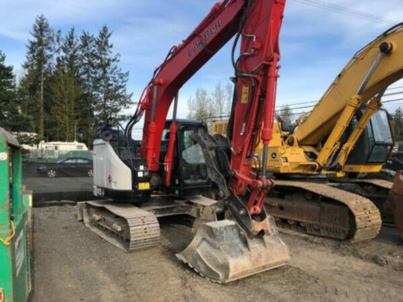 2018 Link-Belt 145X4DZ Excavator, only 1300 Hours