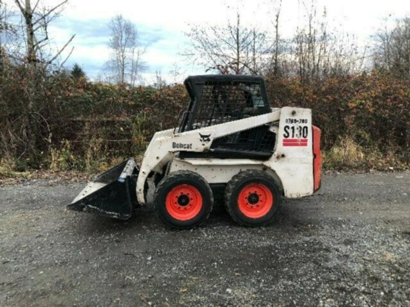 2004 Bobcat S130 Skidsteer, Well Maintained Unit