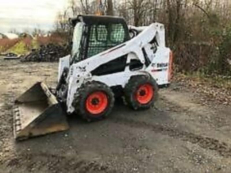2014 Bobcat S650 Skid Steer,