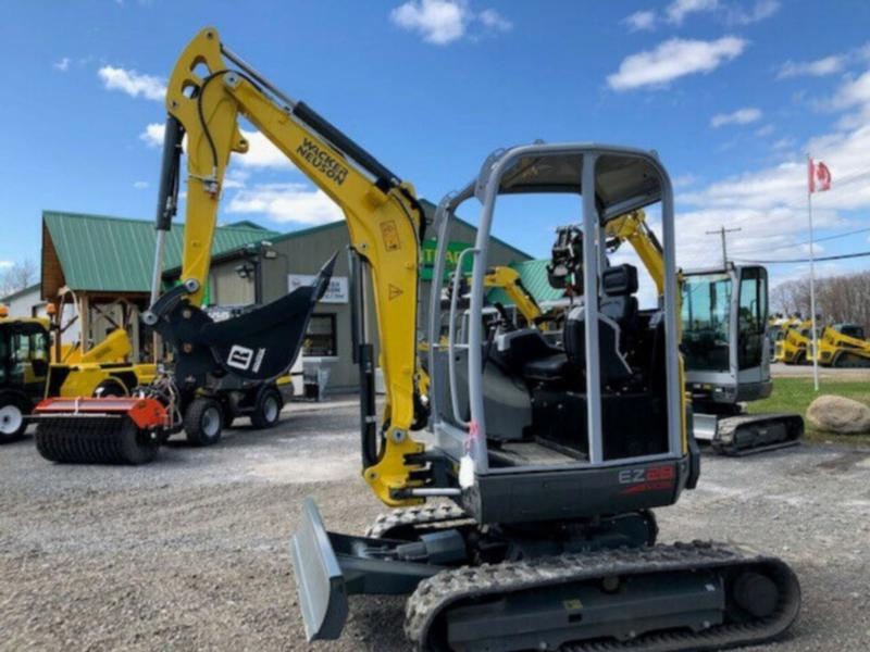 NEW WACKER NEUSON EZ28