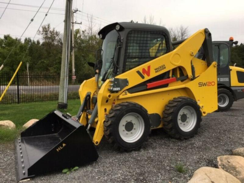 NEW WACKER NEUSON SW20 *DEMO UNIT*