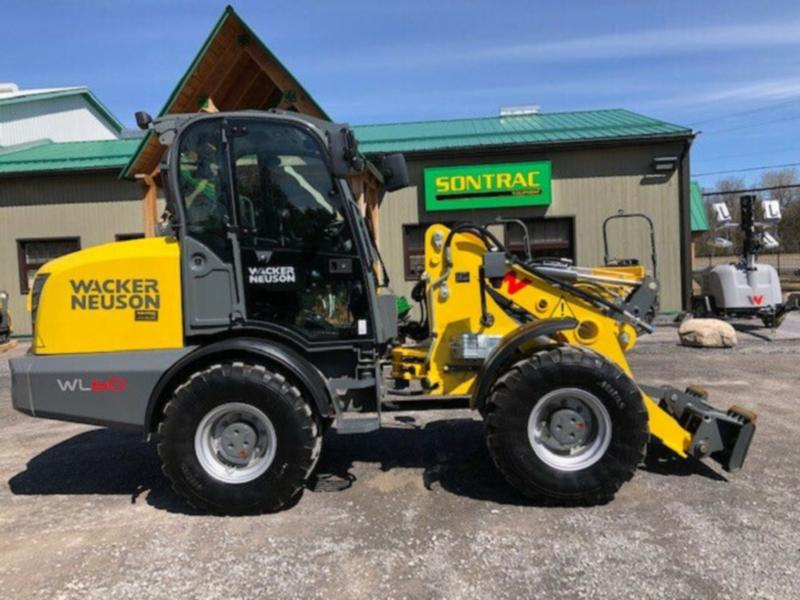 2019 WACKER NEUSON WL60 – HIGH FLOW – 40KM