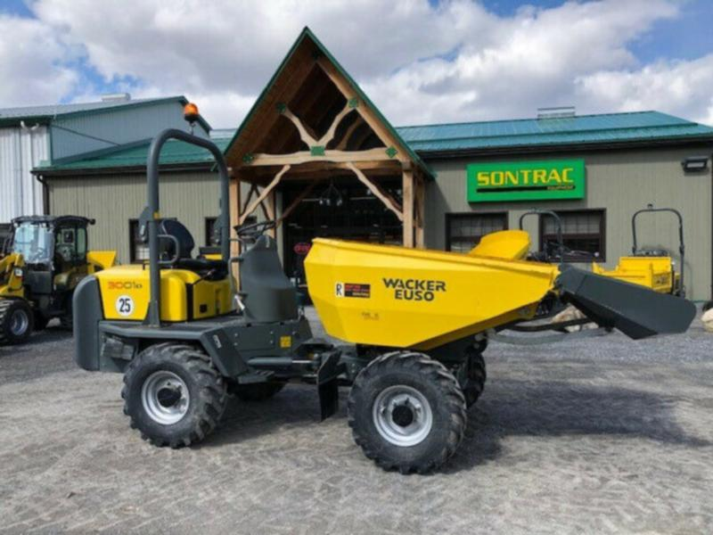 2017 WACKER NEUSON 3001 CONCRETE EDITION