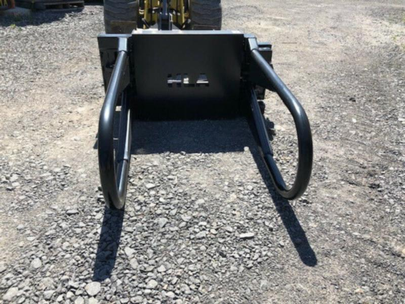 NEW HLA BG7000 – SQUARE BALE SQUEEZE – BALE GRAPPLE