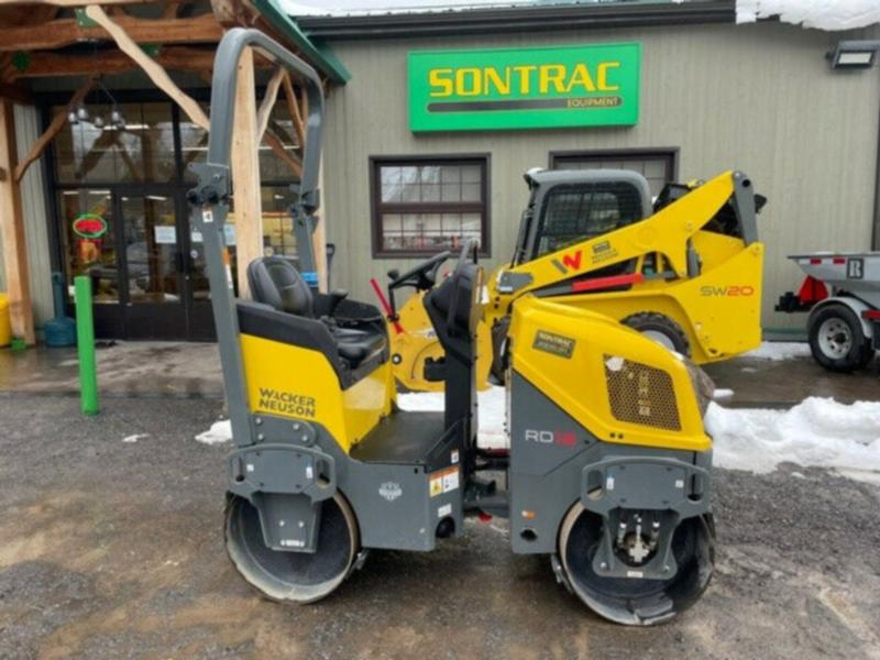 2020 WACKER NEUSON RD12 ROLLER – DEMO UNIT