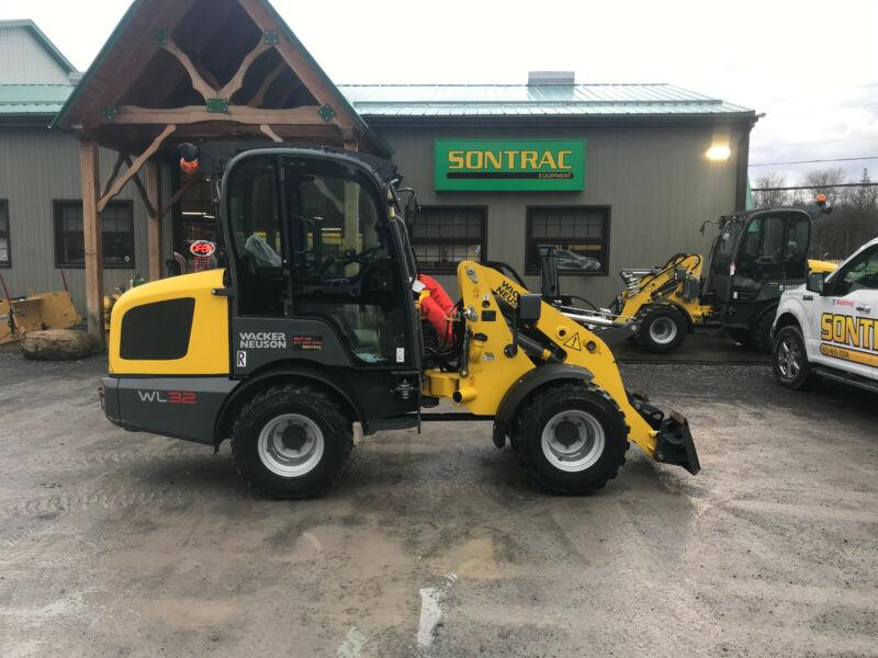 *RENTAL* 2018 WACKER NEUSON WL32