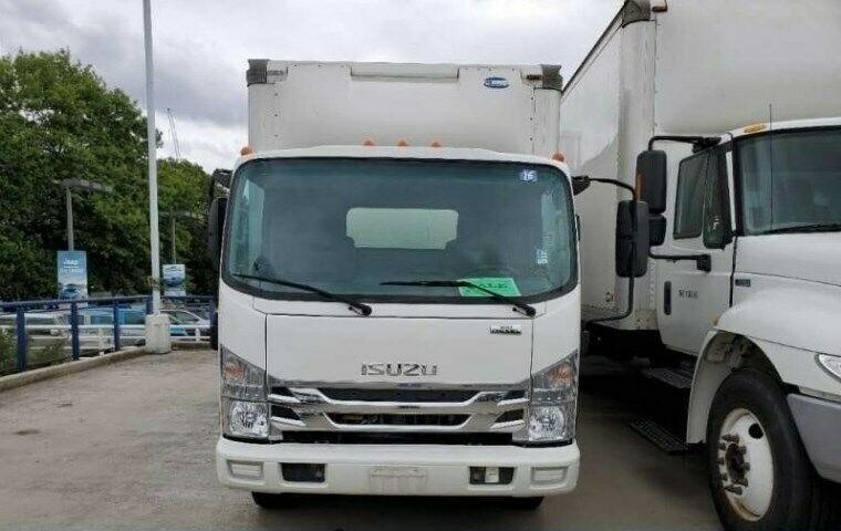 2016 Isuzu NPR HD DSL REG AT IBT PWL