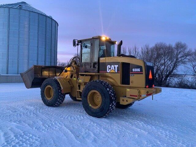 Cat 930G Wheel Loader