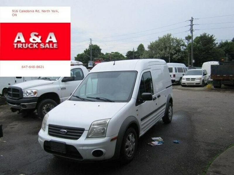 cargo van 2012 ford connect cargo