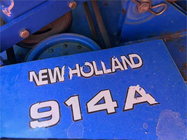 New Holland TC33D Tractor and Loader