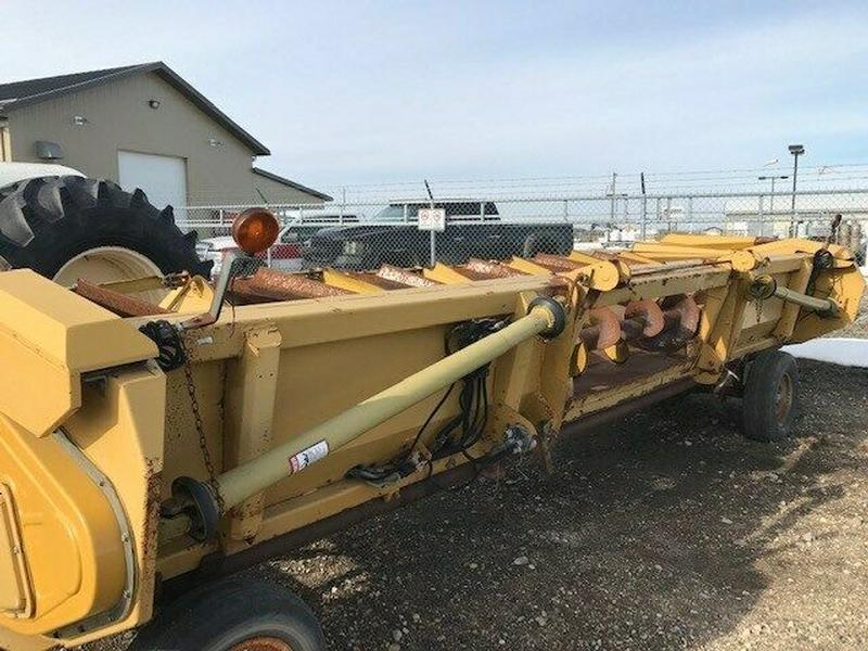 Claas Lexion 8R30 Corn Header
