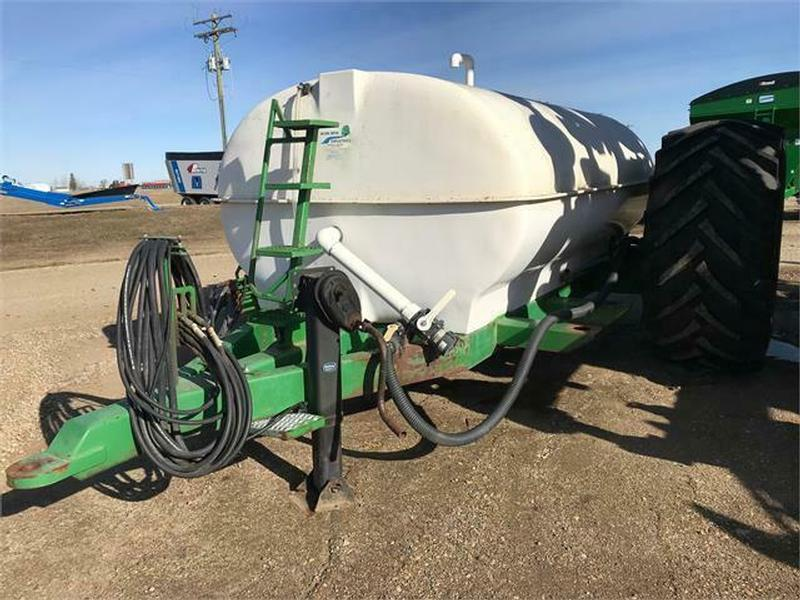 Riverbend Industries Liquid Fertilizer Cart 2500 gallon