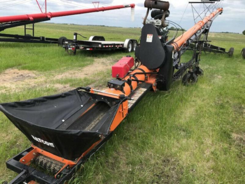 Batco 1590 Belt Conveyor with Mover