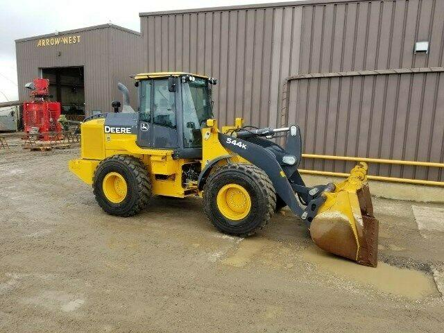 2016 John Deere 544K Wheel Loader
