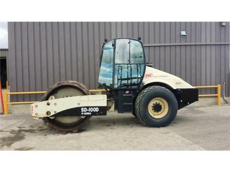 INGERSOLRAND SD100D COMPACTOR