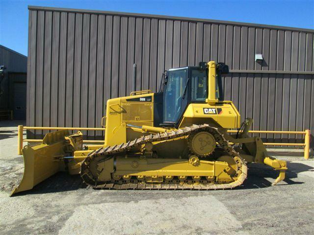 2006 CATERPILLAR D6NLGP DOZER WITH RIPPER